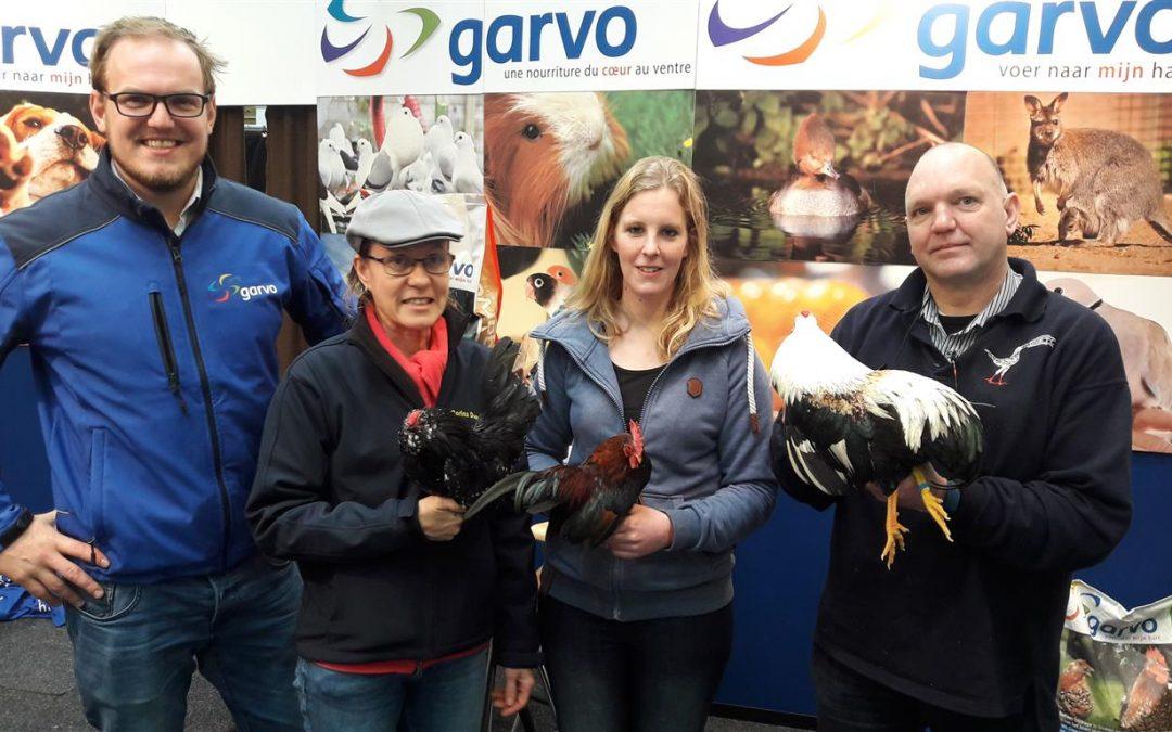 Maak kans op een jaar lang voer van Garvo