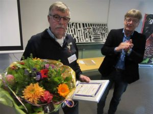Jan Nijhuis Vrijwilliger van het Jaar