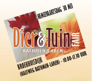 Dier&Tuin fair – vertelt je het unieke verhaal